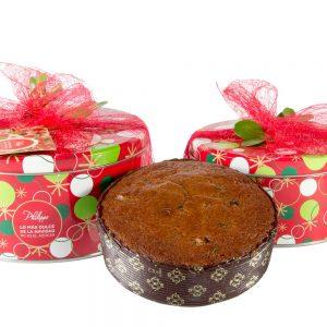 Cake-de-Navidad-sin-azucar-Philippe