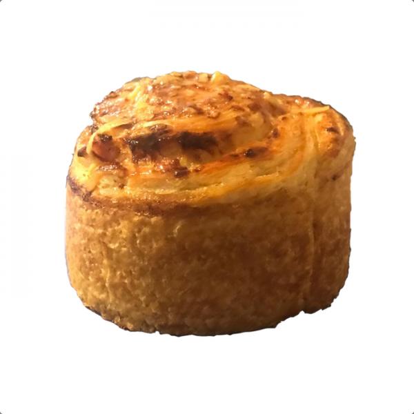 Croissant Roll Jamón y Queso prehorneado x 6 panaderia y pasteleria Philippe saludable sin azucar
