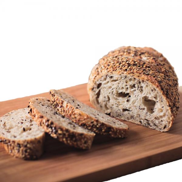 Pan artesanal de Cereales sin azúcar Philippe Panaderia y Pasteleria