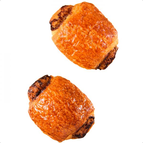 Pan de Chocolate prehorneado x 4 panaderia y pasteleria Philippe saludable sin azucar