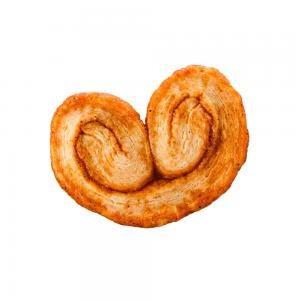 Corazón de Hojaldre sin azúcar Philippe Panaderia y Pasteleria