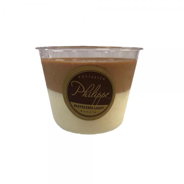 Marfil vaso sin azúcar sin azúcar Philippe Panaderia y Pasteleria saludable