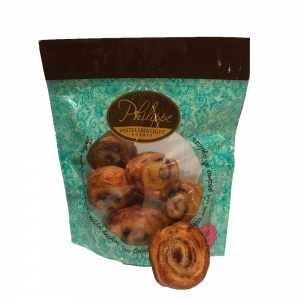 Minipan Uva prehorneado x 6 sin azúcar sin azúcar Philippe Panaderia y Pasteleria saludable