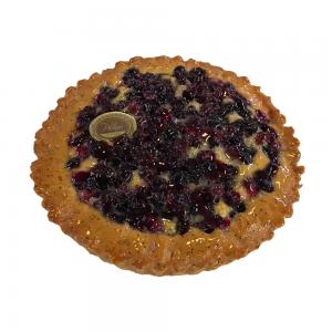 Tarta Amapola y Agraz sin azúcar Philippe Panaderia y Pasteleria saludable