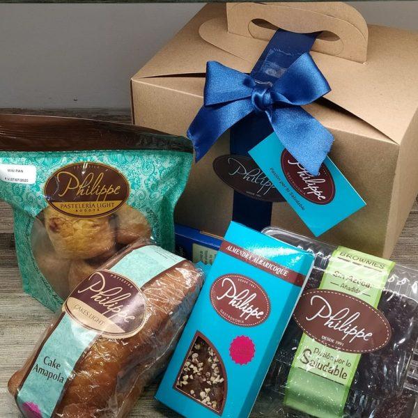 Gift box - Philippe - Philippe Panaderia y Pasteleria saludable