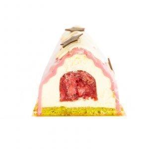 Buchee de Noel Mouline Rouge Philippe Panaderia y Pasteleria saludable sin azúcar